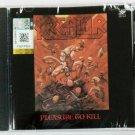 Kreator Pleasure To Kill CD New Malaysia Release German Thrash Metal Band