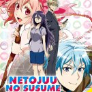 DVD Net-juu no Susume Recovery of An MMO Junkie Vol.1-10End +Special English Sub