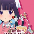 DVD Blend S Vol.1-12End Japanese Anime TV Series Region All English Sub