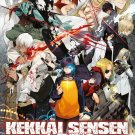 DVD ANIME Kekkai Sensen And Beyond Season 2 Blood Blockade Battlefront Eng Sub