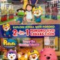 DVD ANIME Explore Korea With Pororo The Little Penguin 2-in-1 Collection Eng Sub