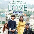 Temperature of Love 愛情的溫度 40 Eposides Korean TV Drama Series DVD English Sub