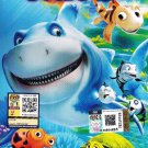 DVD Seefood Sea Level 2011 Malaysia Computer Animated Adventure Film English Dub