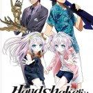 DVD Hand Shakers Go Ago Go Japanese Anime Region All English Sub