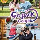 DVD Go Back Couple Korean TV Drama Series Confession Couple English Sub