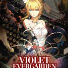 DVD Violet Evergarden Vol.1-13 End 紫罗兰永恒花园 Eng Dub Japanese Anime Region All