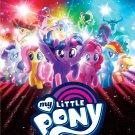 DVD My Little Pony Movie Eng Dub Anime Region All