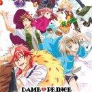 DVD Dame X Prince Anime Caravan Vol.1-12 End 廢柴王子Japanese Anime Region All