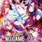 DVD No Game No Life Zero Movie Japanese Anime Region All Eng Sub
