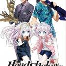 DVD Hand Shakers Go Ago Go 握手者 Japanese Anime Region All Eng Sub