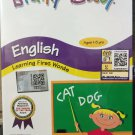 Brainy Baby English Learning First Words Ages 1-5 yrs DVD