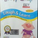 Brainy Baby Laugh & Learn Ages 6-36 months DVD