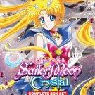 DVD Sailor Moon Crystal Vol.1-39 End Japanese Anime Region All Eng Sub