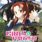 DVD Girls & Panzer Saishuushou 1 The Movie Japanese Anime Eng Sub