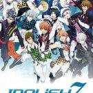 DVD Idolish 7 Vol.1-17 End + Special Japanese Anime Region All Eng Sub