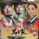 Korean Drama The Reputable Family Korean TV Drama Series DVD Region All Eng Sub