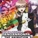 DVD DANGANRONPA The Animation Vol.1-37 End Japanese Anime Region All Eng Sub