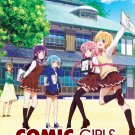 DVD Comic Girls Vol.1-12 End Japanese Anime Region All Eng Sub