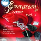 DVD Evergreen Love Vol.1 Karaoke Region All