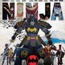 DVD Batman Ninja The Movie Japanese Anime Region All Eng Sub