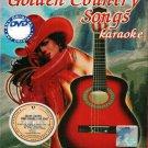 DVD Golden Country Songs Karaoke Region All