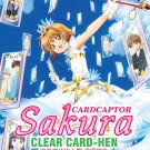 DVD Cardcaptor Sakura Clear Card-Hen Vol.1-22 End Japanese Anime Region All Eng Sub Eng Dub