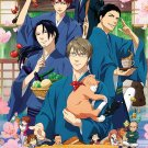 DVD Rokuhoudou Yotsuiro Biyori Vol.1-12 End 和风吃茶鹿枫堂 Japanese Anime Region All Eng Sub