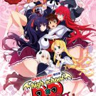 DVD High School DxD Hero Sea 4 (Uncut Version) Japanese Anime Region All Eng Sub Eng Dub
