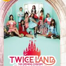 DVD Twiceland The Opening Concert Twice 1st Tour Region All Eng Sub