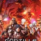 DVD Godzilla Kessen Kidou Zoushoku Toshi The Movie Japanese Anime Region All Eng Dub