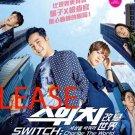 DVD Korean Drama Switch : Change The World 改变世界  English Sub Region All