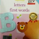 DVD Baby's beginnings letters and first words Region All