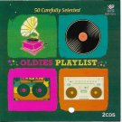 50 Carefully Selected Oldies Playlist 2CD Righteous Brothers Elvis Presley