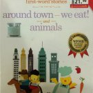DVD So Smart Baby's first word stories around town we eat and animals Region All