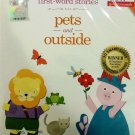 DVD So Smart Baby's first word stories pets and outside Region All