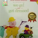 DVD So Smart Baby's first word stories we go and get dressed Region All