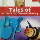 DVD So Smart Tales of Patience Difference Sharing Region All