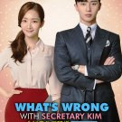 What's Wrong With Secretary Kim Vol.1-16 End Korean Drama DVD Region All Engl Sub