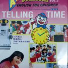 ABC English For Children Vol.2 Telling Time DVD