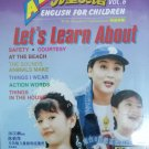 ABC English For Children Vol.6 Let's Learn About DVD