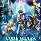 DVD Code Geass Hangyaku No Lelouch II Handoi The Movie Japanese Anime Eng Sub