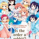 DVD Is The Order A Rabbit Dear My Sister Japanese Anime Eng Sub Region All