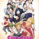 DVD Chio Chan No Tsuugakuro Ep 1-13 End Japanese Anime Eng Sub Region All