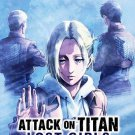 DVD Attack On Titan Lost Girls Vol.1-3 End Japanese Anime Eng Sub Region All