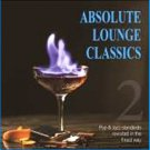 CD Absolute Lounge Classics Vol.2 2CD