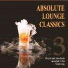 CD Absolute Lounge Classics Vol.3 2CD