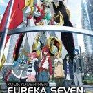 DVD Koukyoushinhen Eureka Seven Hi Evolution The Movie Japanese Anime Eng Sub Region All