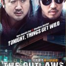 DVD Korean Movie The Outlaws Live Action Movie 犯罪都市 Region All Eng Sub