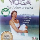 Healing Yoga For Aches & Pains DVD English audio Region All