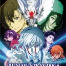 DVD Bungou Stray Dogs Dead Apple The Movie Japanese Anime Eng sub Region All
